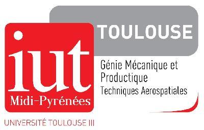 logo IUT Génie Mécanique et Productique